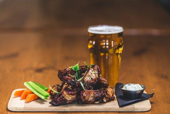Smokehouse: Hickory Smoked Chicken Wings