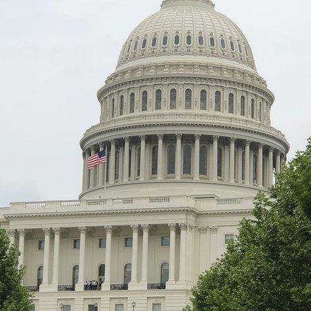 电动车国会山和DC纪念碑之旅照片