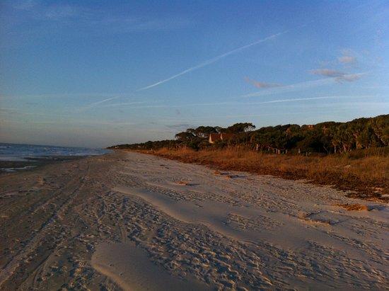 ฮิลตันเฮด, เซาท์แคโรไลนา: Long sandy beaches of Sea Pines