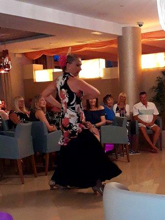 Hotel & Spa Beverly Park: flamenco2