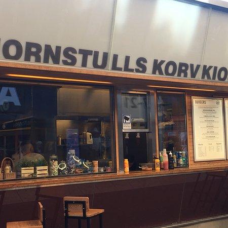 Hornstulls Korvkiosk
