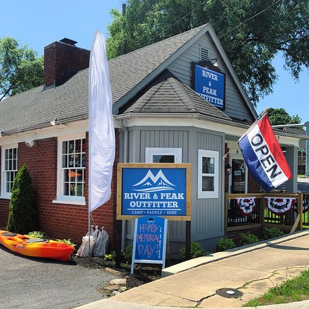 Front Royal, VA: River and Peak Outfitters