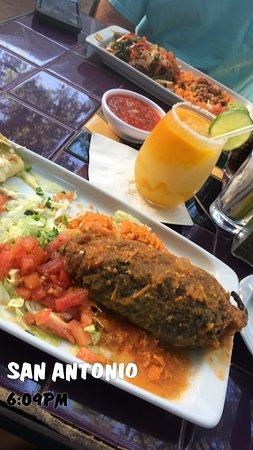 La Fonda on Main : Delicious Dinner