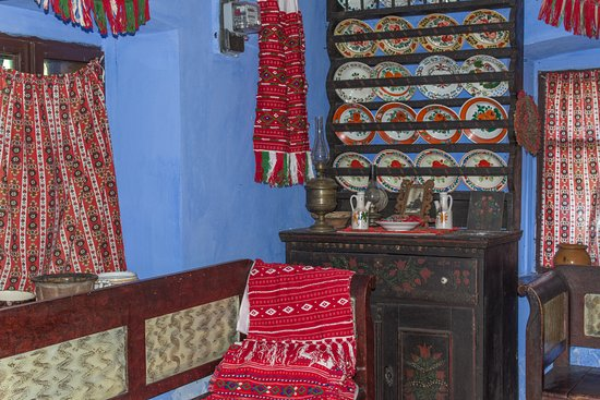 Sic, Romania: Room