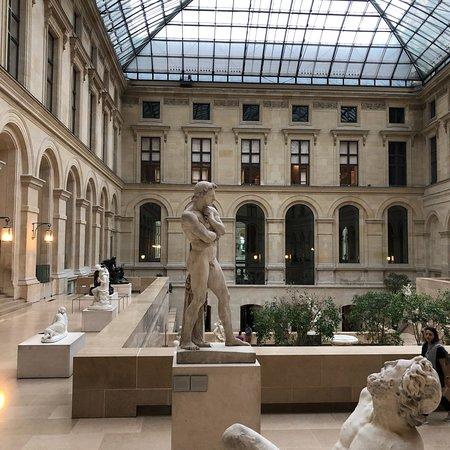 卢浮宫照片