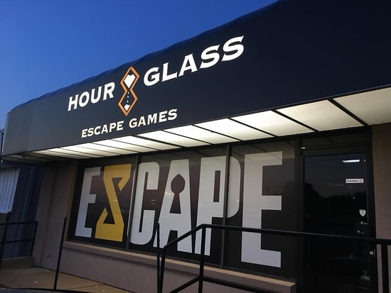 Hour Glass Escape Games