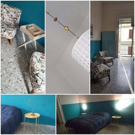 CaraFe'&CaraSpe' : DEPERO: Camera Matrimoniale, 20 mq, sofitti 4.10, balcone su strada