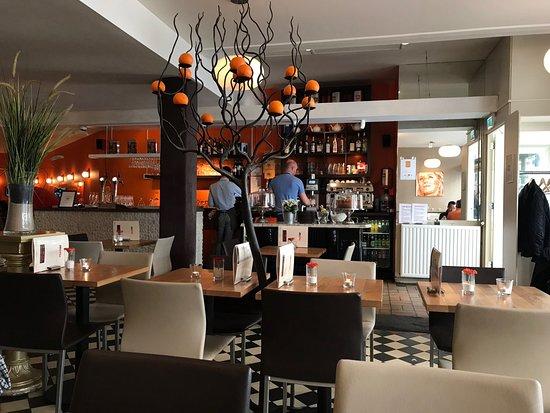 Brasserie 't Ogenblik: Внутри