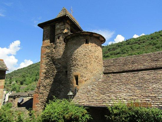 Brousse-le-Chateau, France: église de brousse le chateau