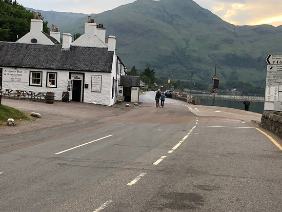 Ardgour, UK: The Inn