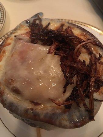 Bohanan's Prime Steak and Seafood: French Onion Soup