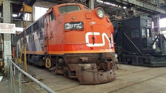 The Elgin County Railway Museum Image