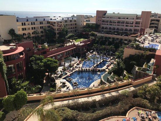 Hotel Best Jacaranda: View from floor 9 Block F