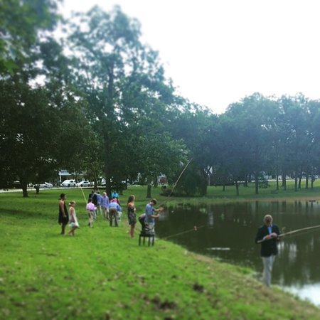 Nesbit, MS: Family Fishing Weekend host a Family Reunion at Bonne Terre