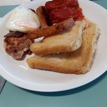 Merseyside, UK: Breakfast