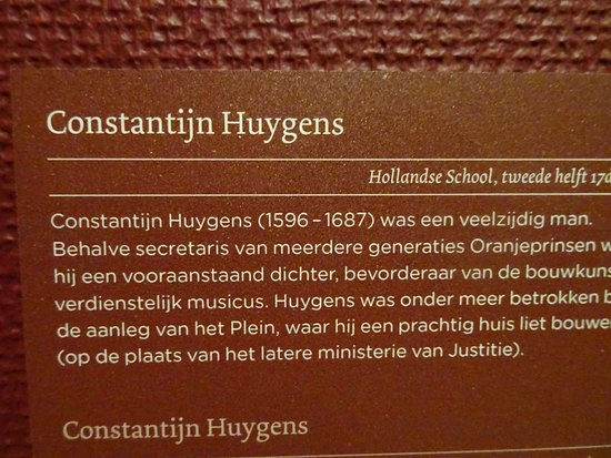 Historical Museum of The Hague: Haags Historisch Museum