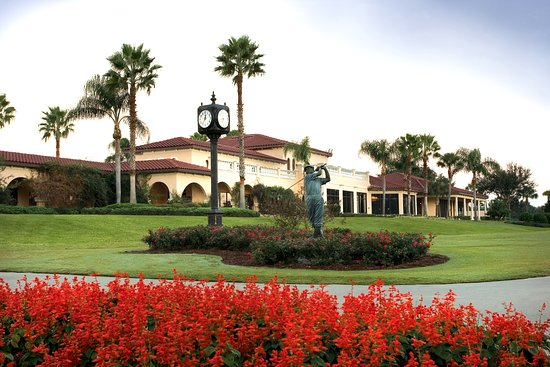 Howey in the Hills, FL: Mission Inn Resort Clubhouse