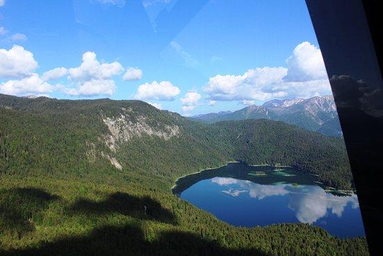Zugspitze: Λίμνη Eib