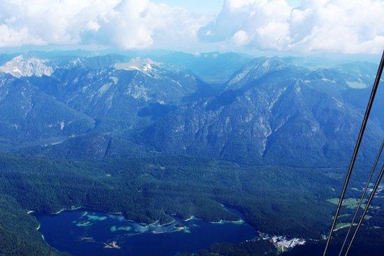 Zugspitze ภาพถ่าย