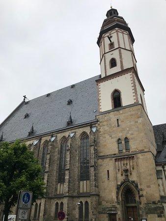 St. Thomas Church (Thomaskirche): Exterior shot