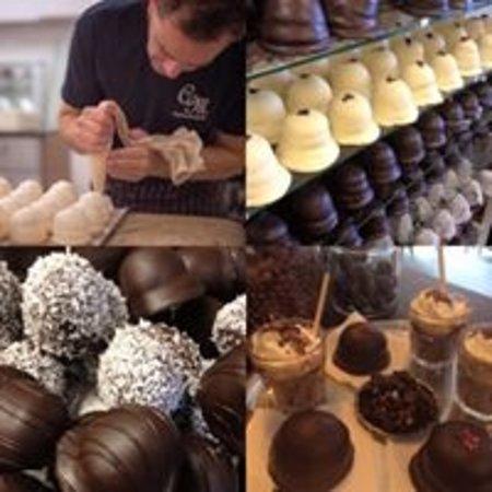 Chokolade Mageriet: Flødeboller og varm chokolade