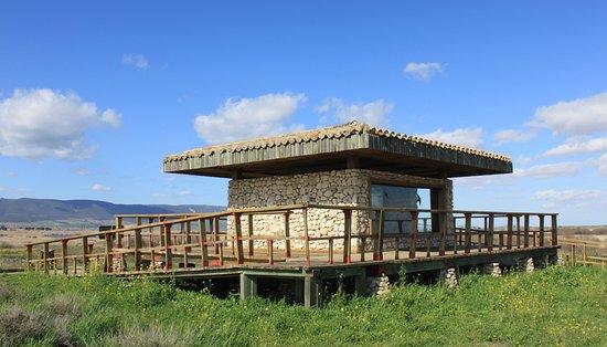 Parque Nacional de las Tablas de Daimiel: Observatorio de aves