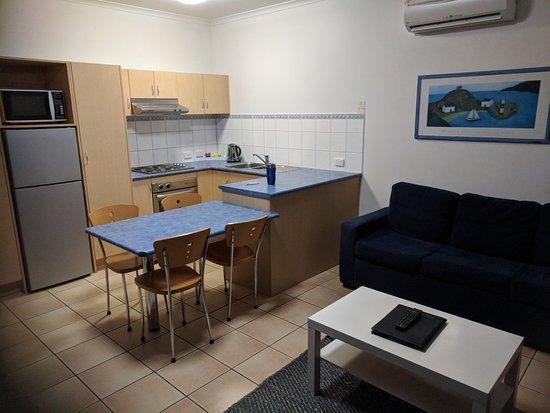 海景汽车旅馆和公寓照片