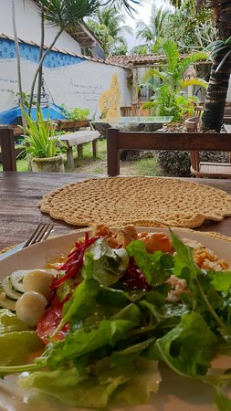 Casinha Gourmet - Caraiva: 20180526_135500_large.jpg