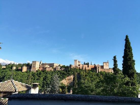 Walk In Granada ภาพถ่าย