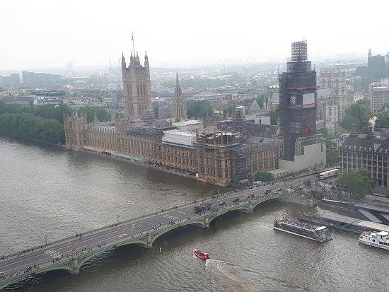 伦敦眼照片