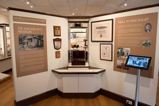 Macaulay Museum of Dental History: Meet Dr. Macaulay