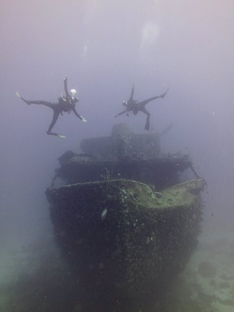 Central Dive Curacao: Superior Producer, Curaçao