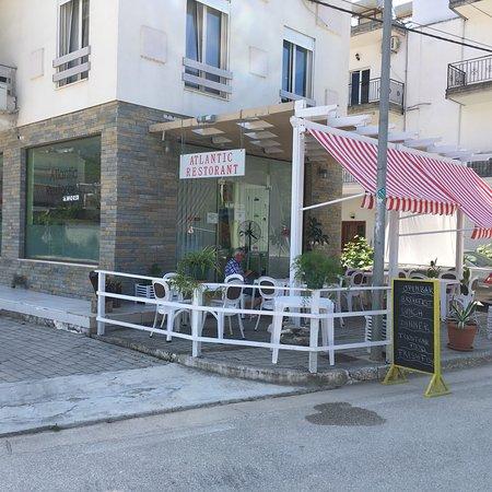 Atlantic Restorant : ...