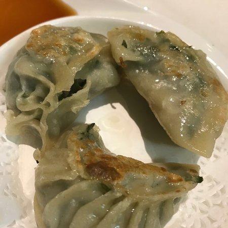 Restaurant Hei Po: Ravioli légumes