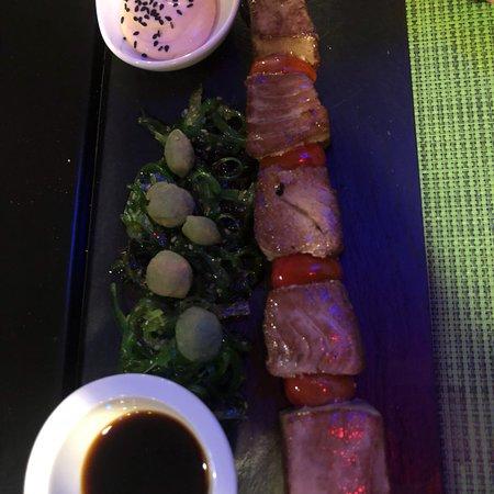 La Punta de Sitges: Excellent restaurant !!! Nous recommandons vivement, accueil au top, plats copieux et délicieux