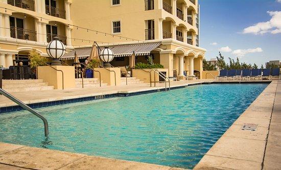 The Atlantic Hotel & Spa: Pool