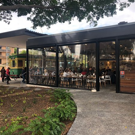 The Tramshed Cafe - Narrabeen Lakes