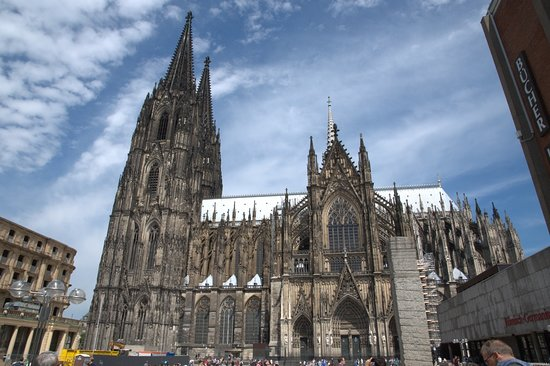 科隆大教堂照片