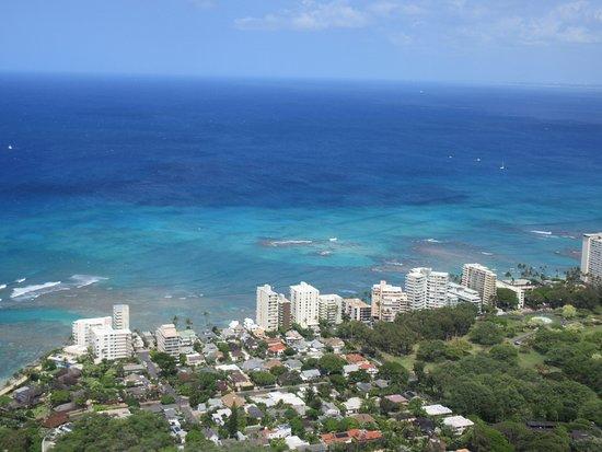 ไดมอนด์เฮด: View from the top