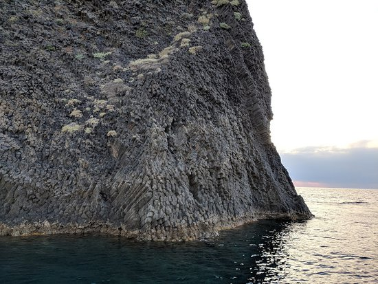 Perseas Boat: rock formation near Pollonia (can only be seen by boat)