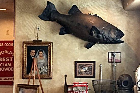 Tustin, CA: Big fish, owner's daughter.