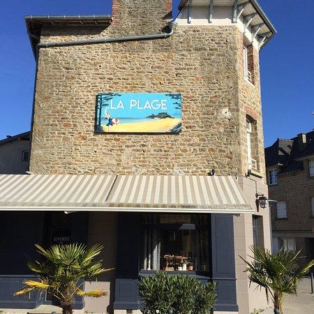 Lancieux, Francja: La Plage
