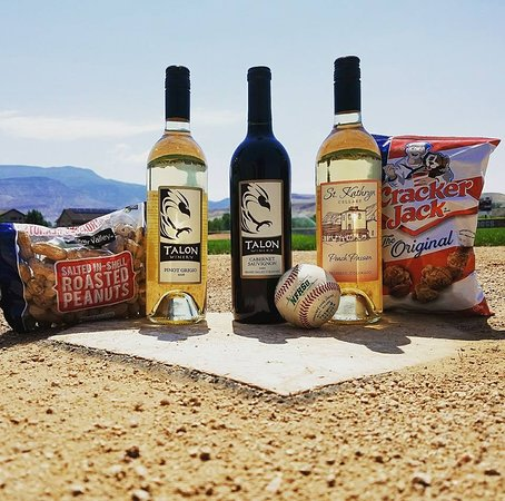 Palisade, CO: We are the official wine of the Grand Junction Rockies!