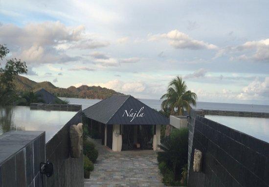 Anse Takamaka, Seychelles: Spa