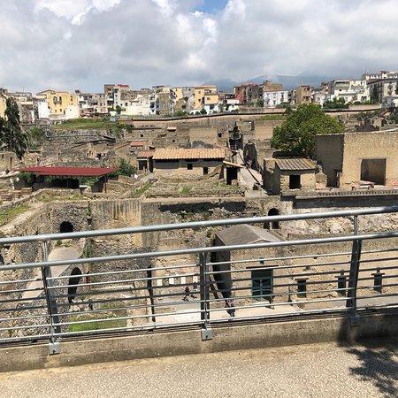 Parco Acheologico di Ercolano照片