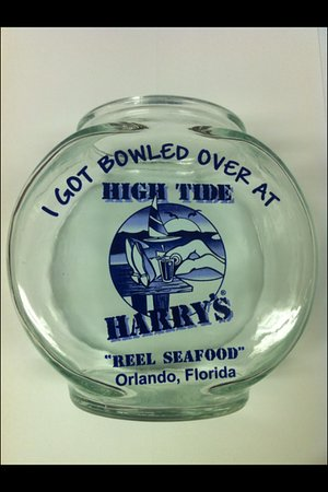 High Tide Harry's REEL Seafood: You haven't lived until you've had one of our fishbowls