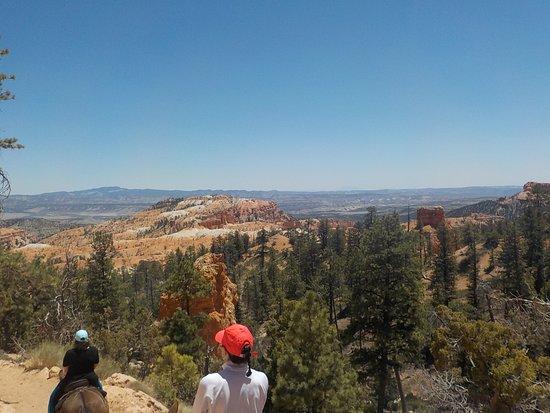 Canyon Trail Rides: heading into the canyon