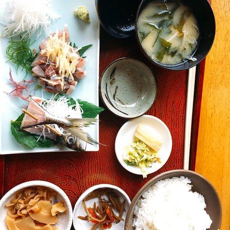 Keikyu Aburatsubo Marine Park: 三浦海岸のお魚料理が最高!