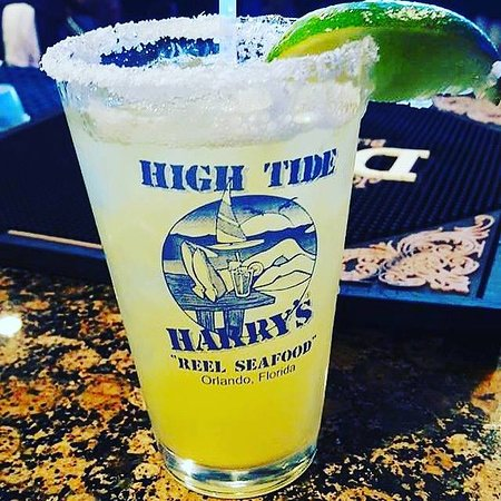 High Tide Harry's REEL Seafood: I'm not sure if tequila will fix all of your problems, but it's worth a shot