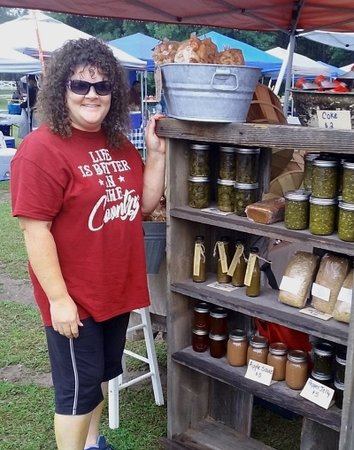 Midland Community Farmers Market: Annette Bailey